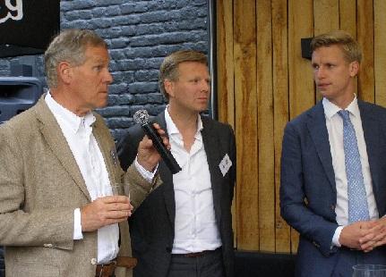 Ad Bastiaansen, Erik Jan van Vuuren, Jan Huitema